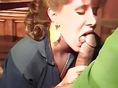 Frankie Leigh Kim Alexis Molly Munro in vintage fuck movie